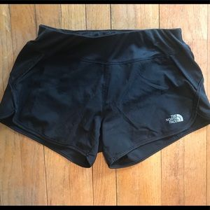 The North Face Women's athletic shorts Small